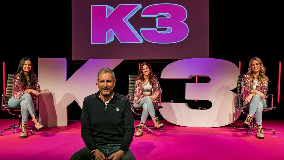 Iedereen wil K3 zijn!