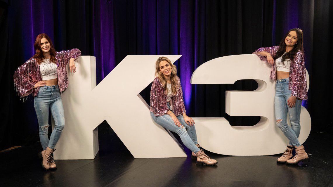 Binnen een maand staan K3 live-audities reeds voor de deur!