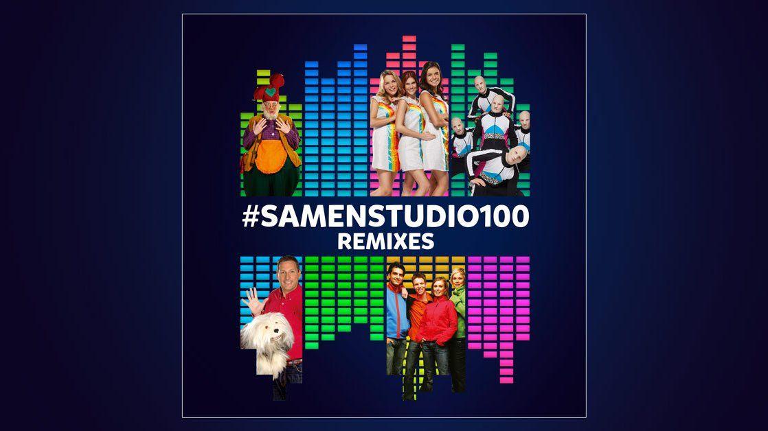 Unieke releases ter gelegenheid van Studio 100 jubileum