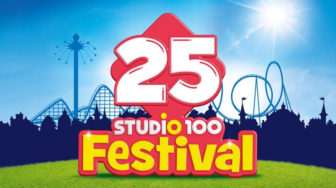 25 jaar Studio 100 Festival