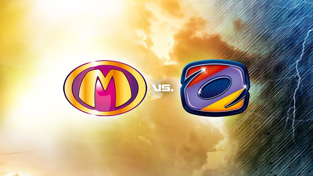 Première Mega Mindy Versus ROX