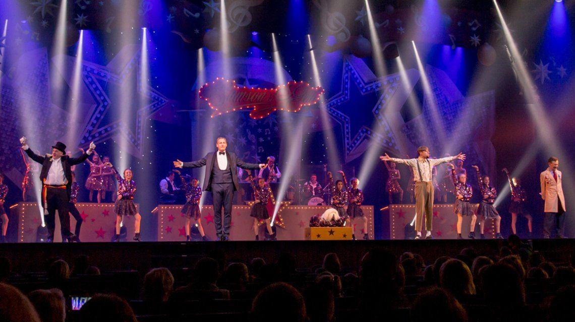 De Samson & Gert Kerstshow: nog tot en met 7/01 in De Panne en Hasselt!