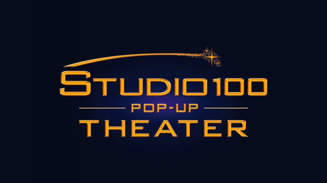 Studio 100 opent Pop-Up Theater in Puurs!