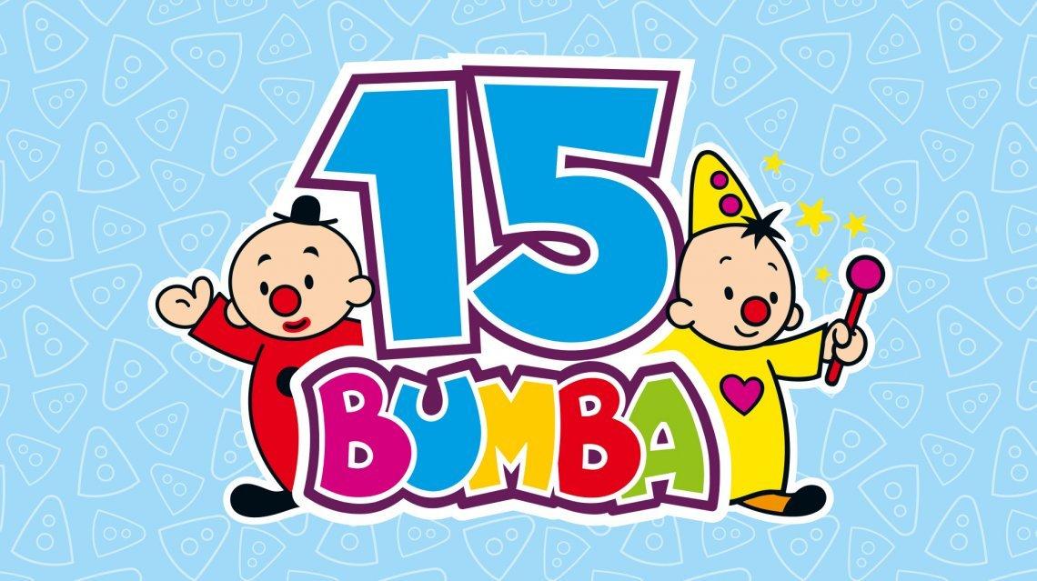 Bumba viert 15e verjaardag!