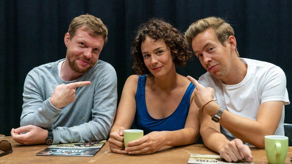 Daphne Wellens vervoegt cast 40-45