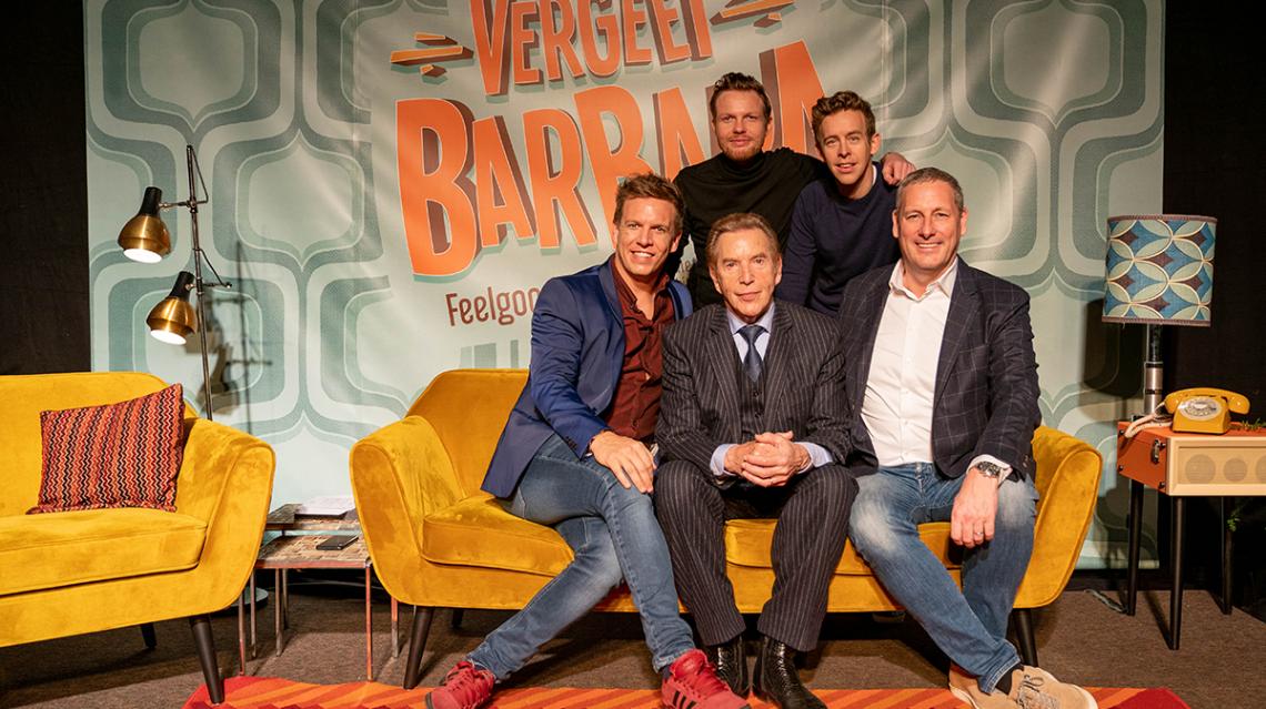 """Studio 100 presenteert grootsemusical met hits van Will Tura: """"Vergeet Barbara"""""""
