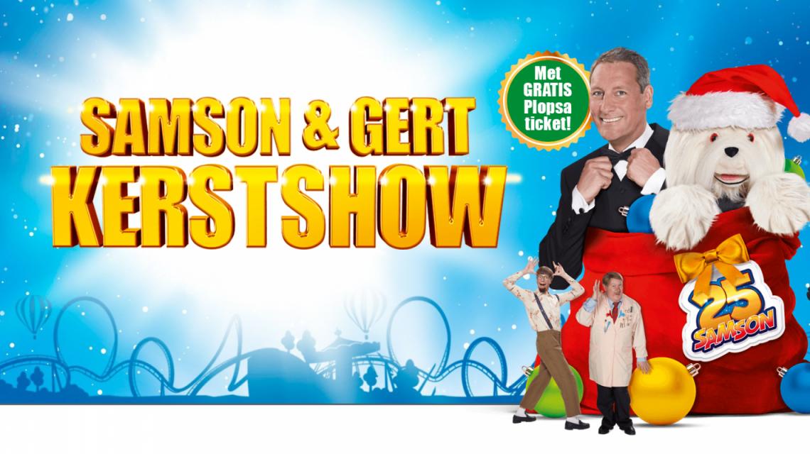 Samson & Gert Kerstshow : extra voorstellingen
